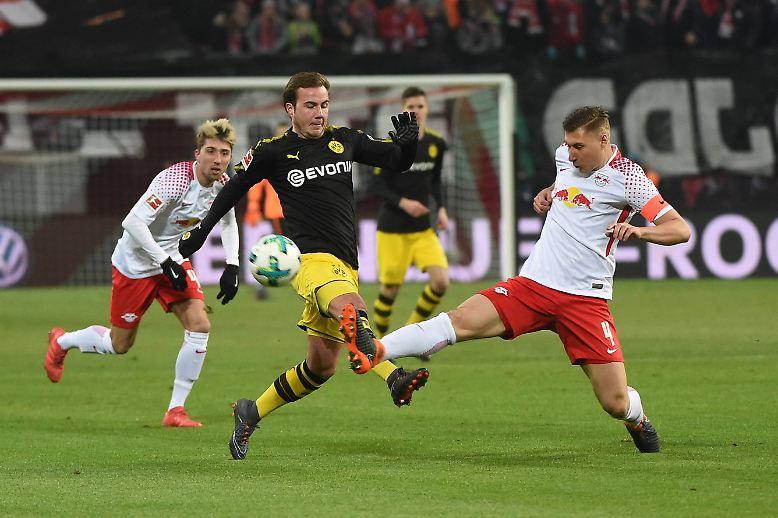 """Zwar ist es für Leipzig wieder kein Sieg, aber Willi Orban hat eine Theorie: """"Wir sind jetzt die Jäger. Vielleicht liegt uns das jetzt ein bisschen mehr."""" Schließlich rangiert RB nur noch auf Tabellenplatz sechs. (ara)"""