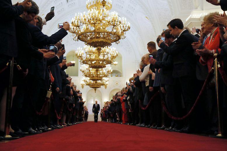 Das muss man dem Kreml lassen: