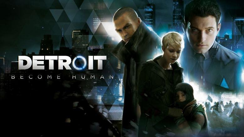 """""""Detroit: Become Human"""" ist ein Videospiel, das auch ein Film sein könnte. Der neueste Titel aus der Adventure-Thriller-Schmiede Quantic Dreams kommt nicht nur bildgewaltig daher, sondern stellt auch wichtige Fragen über das menschliche Dasein, wobei Roboter im Mittelpunkt stehen."""