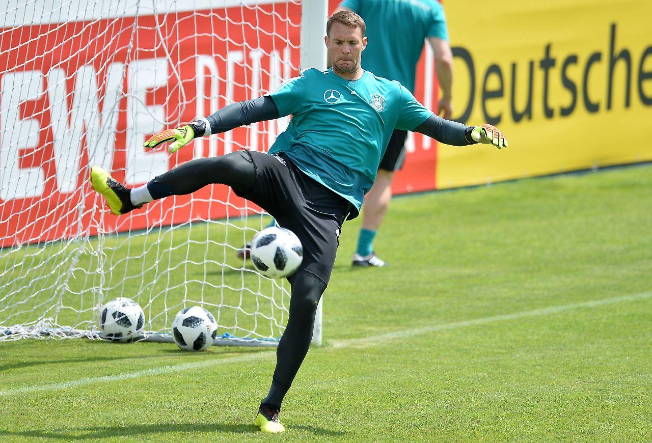 Österreich zwingt den Weltmeister in die Knie - Fussball-WM 2018