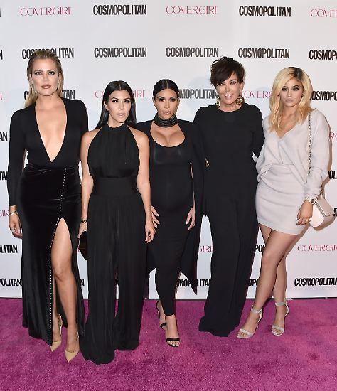 An den Kardashians kommt man einfach nicht vorbei: Ob in sozialen Netzwerken, auf Zeitungscovern, im Fernsehen oder in Werbeanzeigen - sie scheinen einfach überall zu sein.