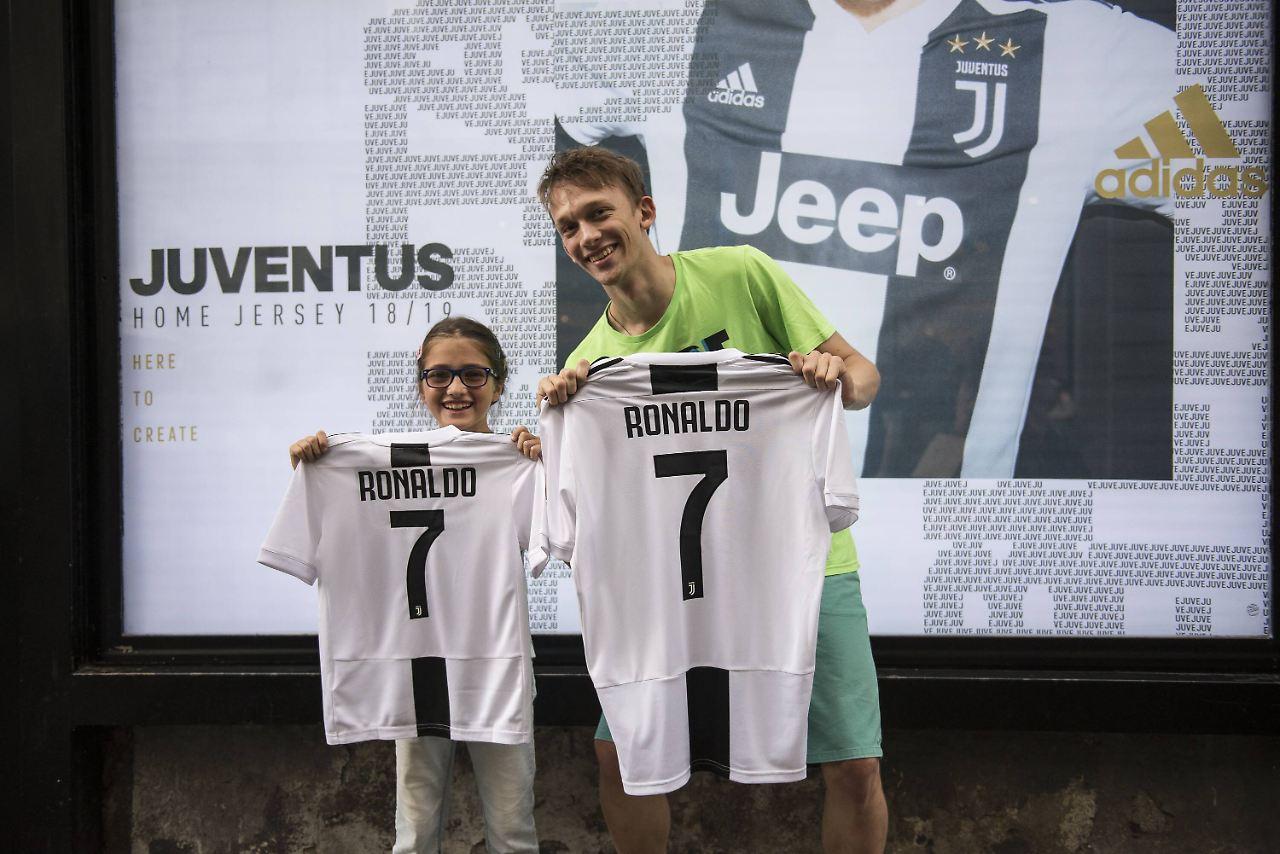 Streiks und Millioneneinnahmen: Juventus hebt die Ronaldo-Goldgrube ...