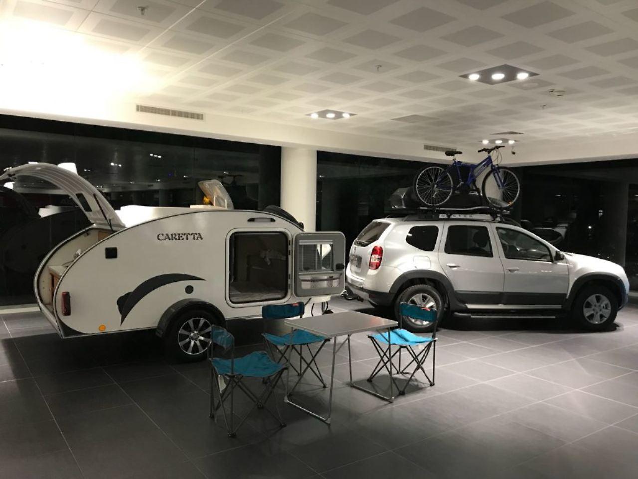 Wohnwagen Mit Außenküche : Mini auch für offroad fans: teardrop caravans im lifestyle format