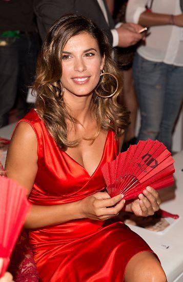 Elisabetta Canalis - Schauspielerin, Model, Tierschutz-Aktivistin - hat Geburtstag. 40 Jahre wird die Italienerin von der Insel Sardinien am 12. September.