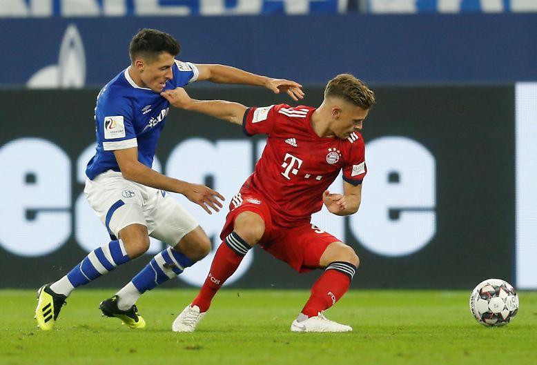 FC Schalke 04 - FC Bayern München 0:2 (0:1)