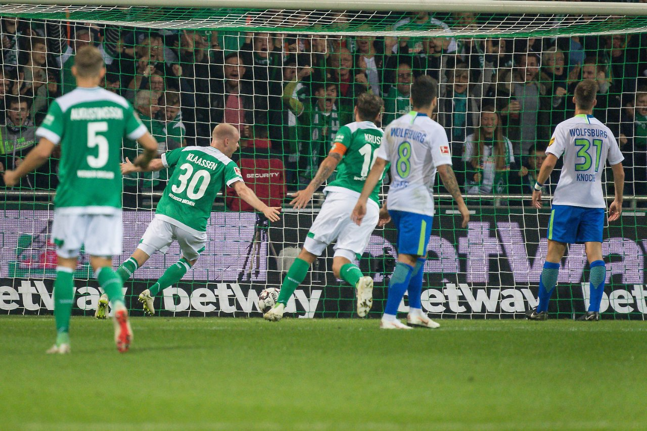 Bremen Gegen Wolfsburg