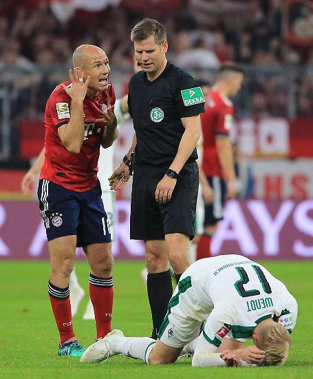 FC Bayern - Borussia Mönchengladbach (0:3)