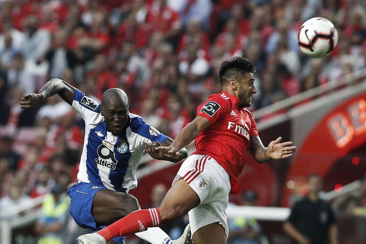 Zwischen Benfica und Porto geht es nicht nur auf dem Platz hoch her