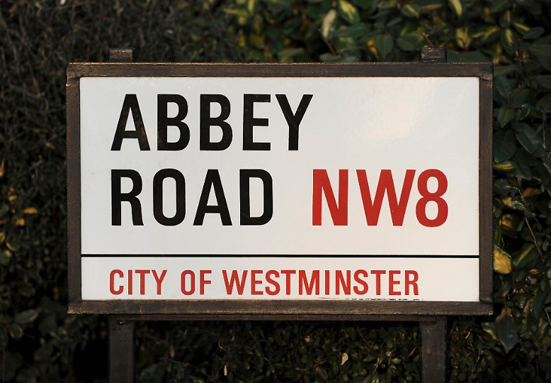 A wie Abbey Road: Sie wurde bekannt durch die legendären Abbey Road Studios ...