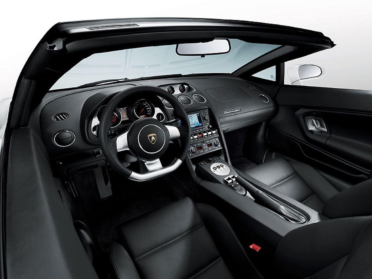 Lamborghini Reventon Innenraum