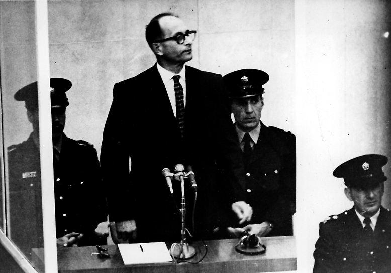 Genau 50 Jahre ist es her. In der Nacht zum 31. Mai 1962 vollstreckt Israel zum einzigen Mal in seiner Geschichte die Todesstrafe.