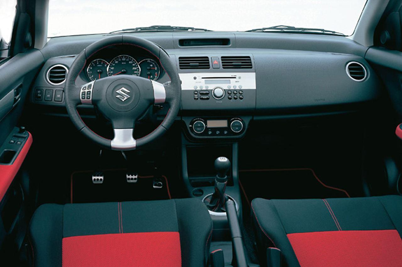 Gebrauchtwagen Check Suzuki Swift Jung Geblieben