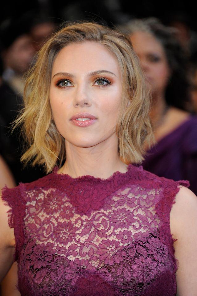 Scarlett johansson nackt bilder picture 76
