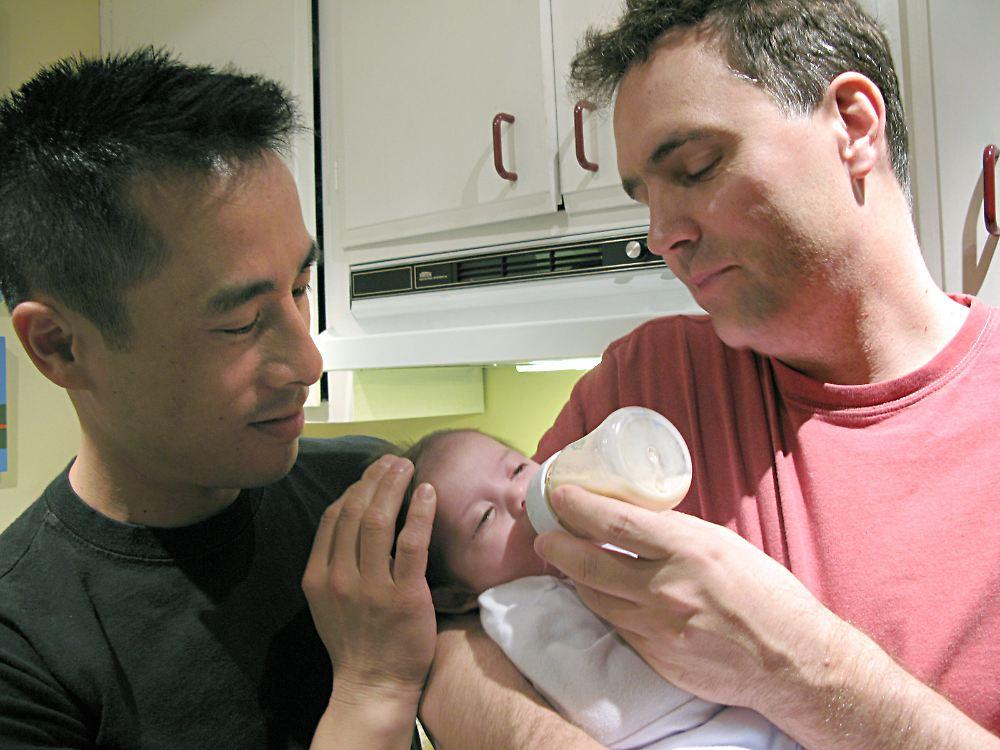 Homosexualität: Das Adoptionsverbot für Homosexuelle
