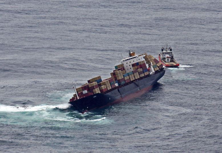 Die Schifffahrt bleibt trotz aller technischen Fortschritte ein waghalsiges Unternehmen.