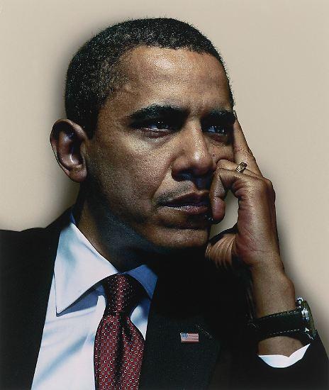 """US-Präsident Barack Obama ist wieder der """"mächtigste Mensch der Welt""""."""