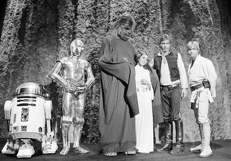 Seit 1978 der erste Star-Wars-Film in den Kinos lief, träumen weltweit Millionen Fans davon, einmal ...