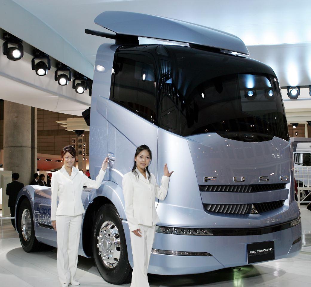 Fünftonner-Lkw für Japan: Daimler schraubt mit Nissan - n-tv.de