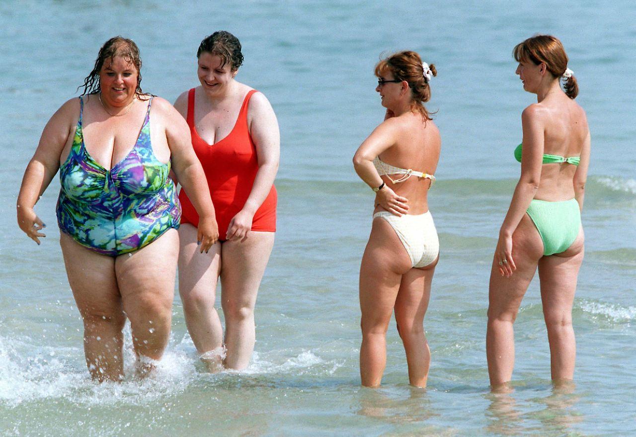 Толстая жена онлайн, Жирные женщины на Порно Тигр 18 фотография