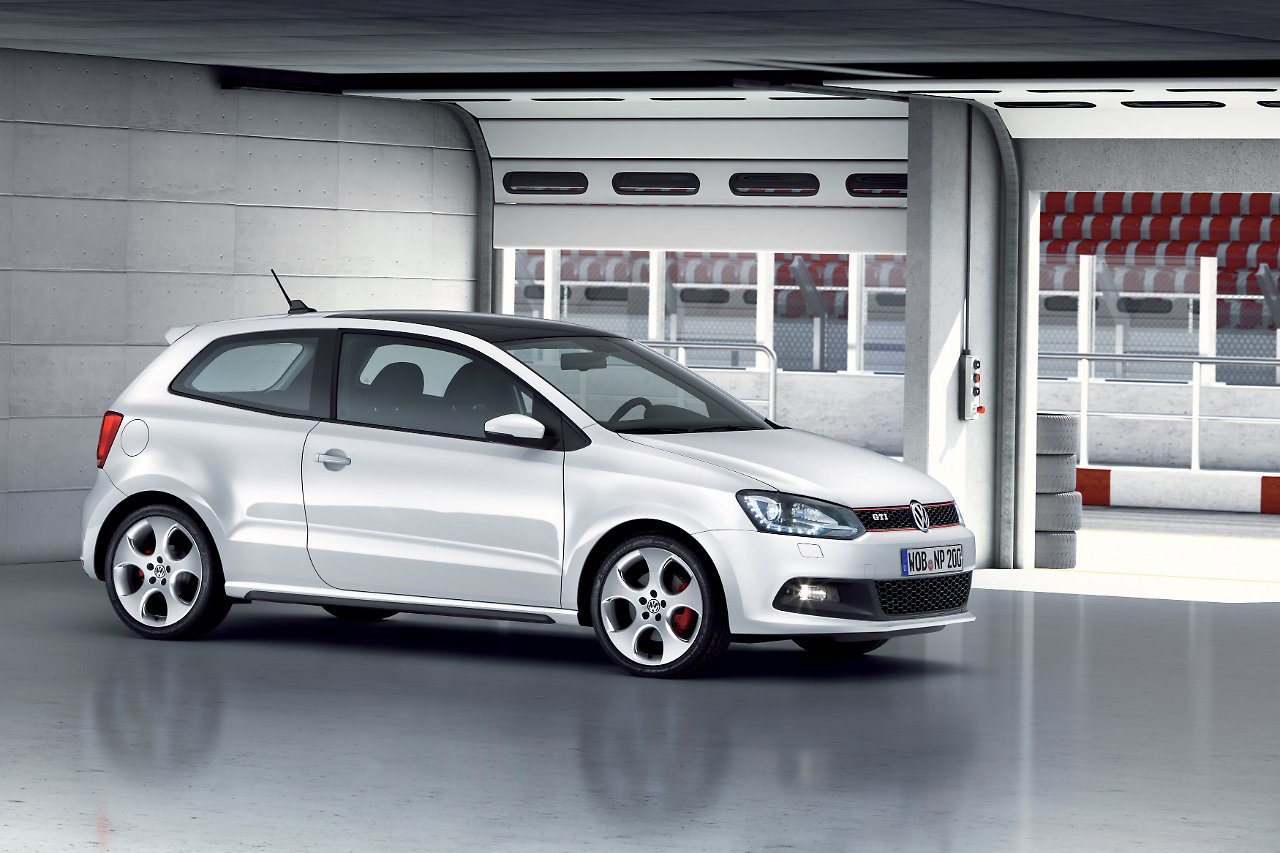 vw bringt neuen gti polo mit 180 ps n. Black Bedroom Furniture Sets. Home Design Ideas