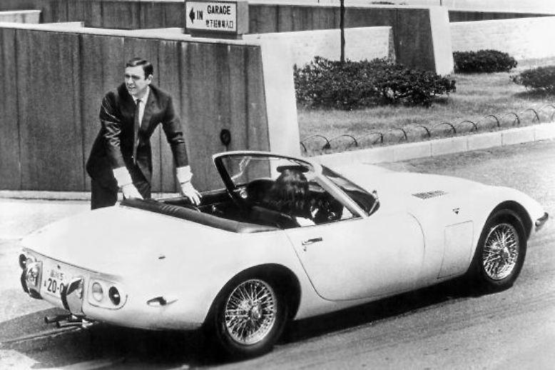 1962 fuhr James Bond das erste Mal über die Kinoleinwand.