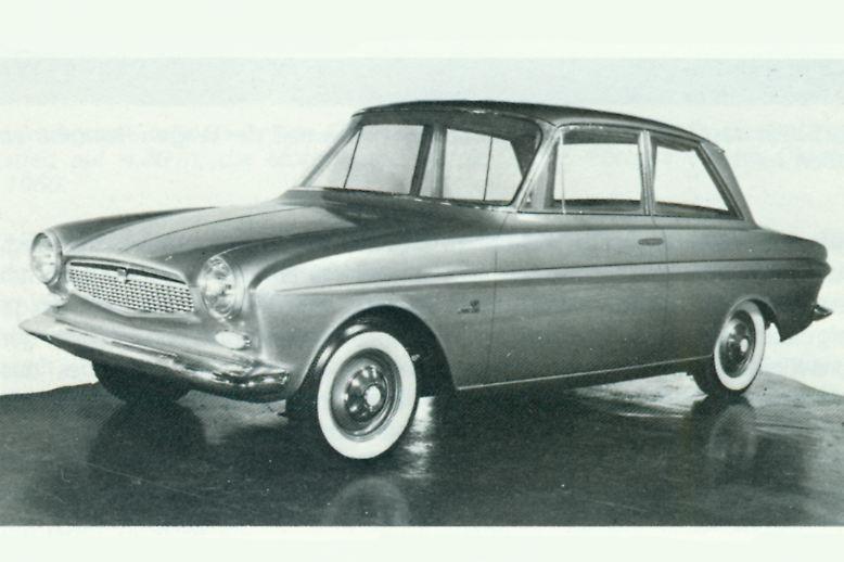 Anfangs war er für die Kölner Ford-Werke nur ein Stiefkind, das der Mutterkonzern aus Dearborn über den Atlantik geschickt hatte. Dann aber mutierte der amerikanische Cardinal zum deutschen Taunus 12 M (M wie Meisterstück) und damit zum erfolgreichsten Taunus aller Zeiten.