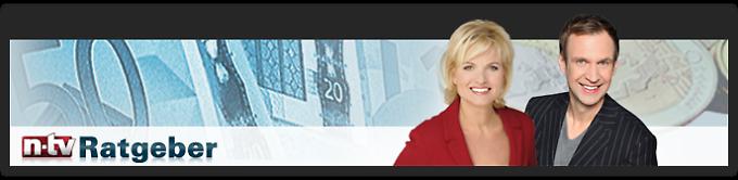 Sendung: Ratgeber - Geld