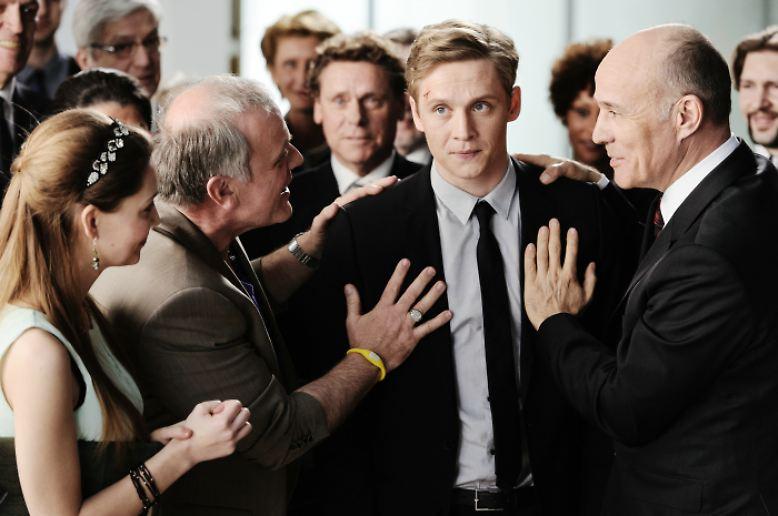 """Noch mehr Weisheiten dieser Art gibt es seit dem 10. Januar 2013 im Kino: """"Schlussmacher - Liebe ist nichts für Feiglinge""""."""