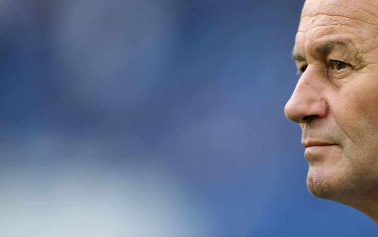 ... dass er bald nur noch Schalkes Ex-Trainer sein würde.