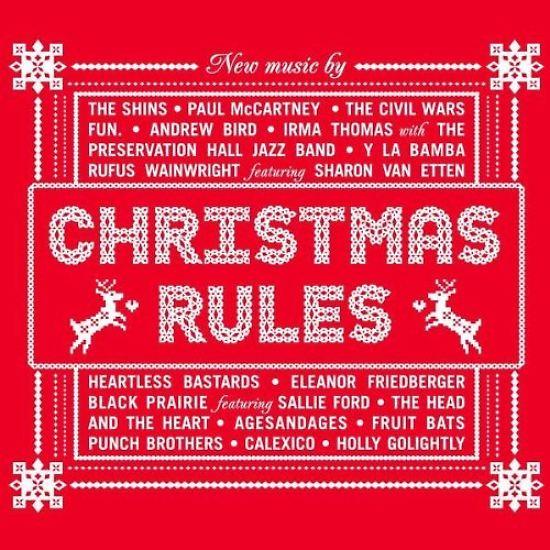 Und nun der wirklich allerletzte Tipp: Paul McCartney auf einem Album mit Calexico, Rufus Wainwright, Diana Krall, Fun. und den Punch Brothers. Genau die richtige Untermalung am 24.12. für die GANZE Familie.