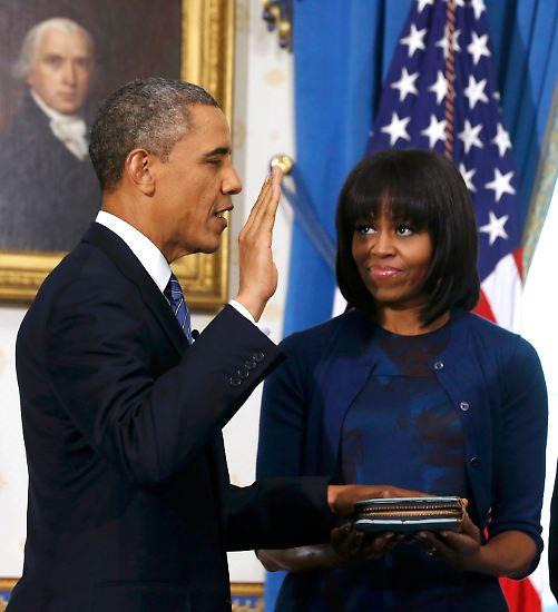 Ein Pony Im Weißen Haus Michelle Obama Hat Die Haare Schön N Tvde