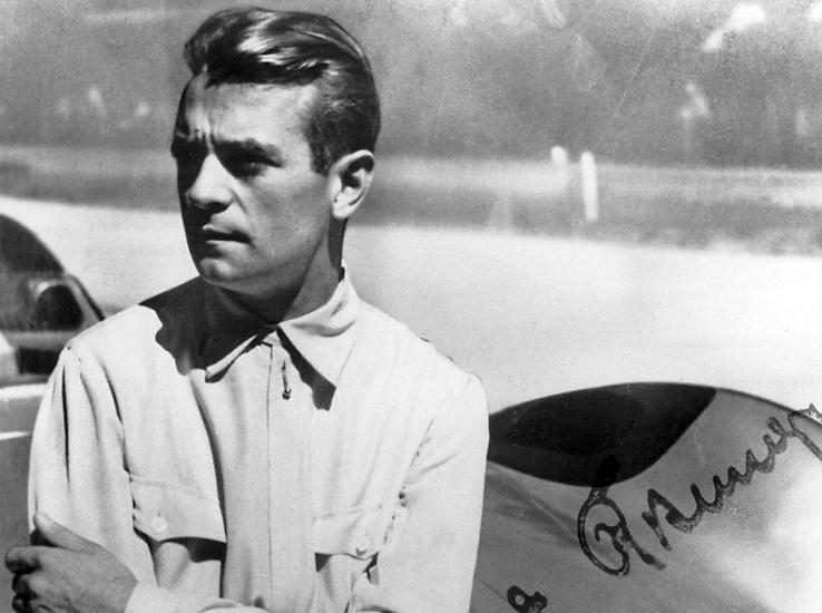 Bernd Rosemeyer war einer der ersten Pop-Stars unter den Rennfahrern. Vor 75 Jahren kam er bei einem Rekordversuch zu Tode.
