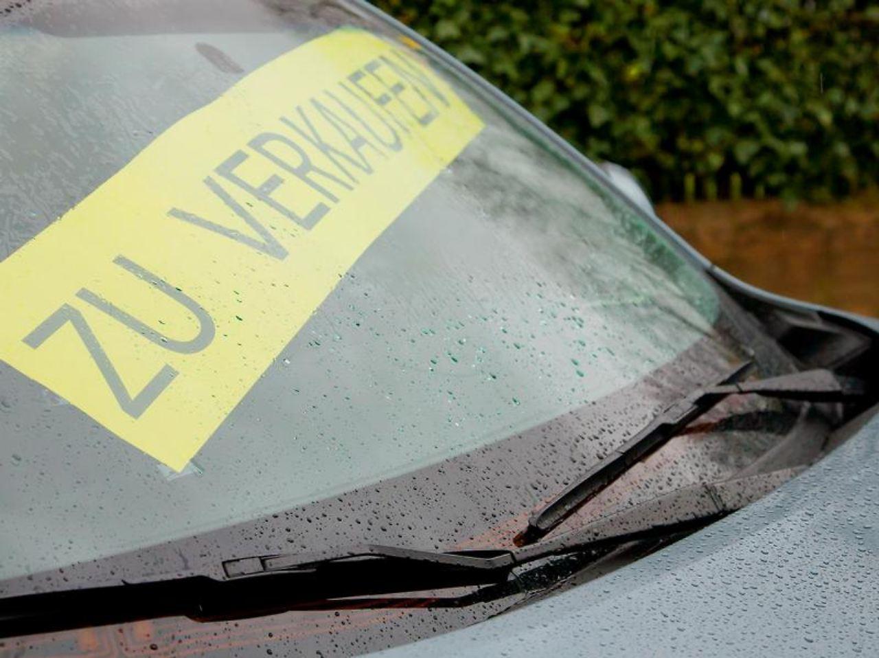 Vorsicht beim Autokauf: Kann man einen Unfallwagen zurückgeben? - n ...