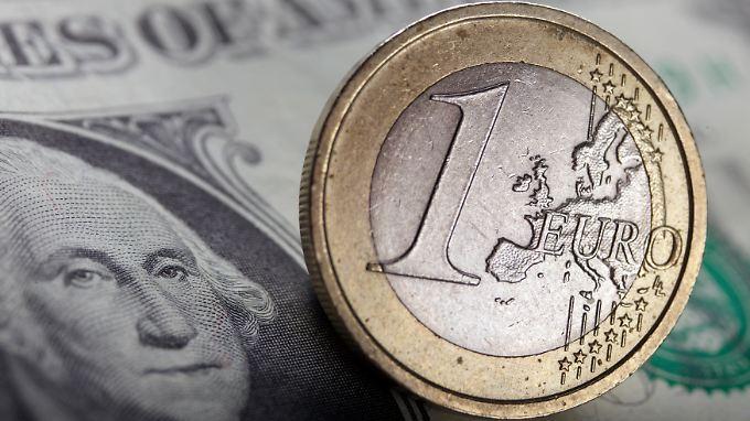 Wer wird sich heute behaupten können? Dollar oder Euro? Die US-Arbeitsmarktdaten entscheiden.