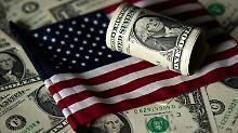 Fed-Ökonomen rechnen nach: Wie stark belastet der starke Dollar?