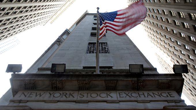 An der Wall Street ist abwarten angesagt.
