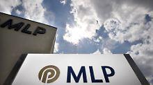 Massiver Gewinneinbruch: MLP hat zu leiden