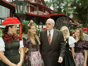 1996 besuchte der damalige Bundespräsident Roman Herzog die Kolonie.