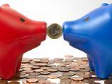 20 Prozent der sozialversicherungspflichtigen Arbeitnehmer setzten auf Betriebs- und Riester-Rente.
