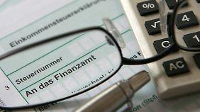 Für viele Bürger dürfte die Steuererklärung zumindest ein wenig einfacher werden.