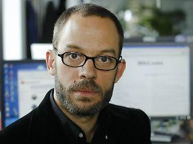 Daniel Domscheit-Berg verließ WikiLeaks im Zorn und will jetzt alles besser machen.