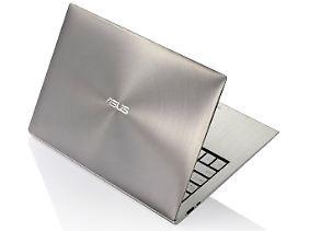 Die UX-Notebook sollen nur 1,1 Kilogramm wiegen.