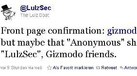 Lulzsec macht klar, wer für den Angriff auf die Webseite der Sun verantwortlich ist.