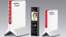 Neuheiten von AVM: Fritzbox bereit für LTE