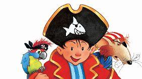 """""""Capt'ain Sharky"""""""